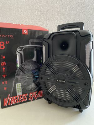 Bluetooth Speaker/ Bosina de Bluetooth for Sale in Lindsay, CA