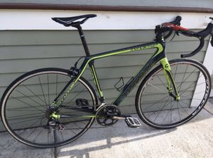 Cannondale Synapse 54CM Carbon Fiber Road Bike for Sale in Vancouver, WA