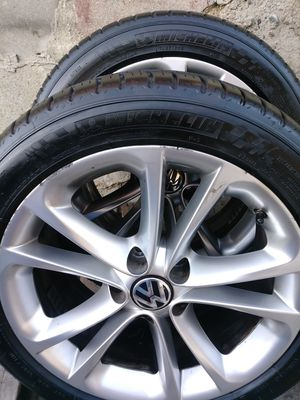 TWO TIRES ONLY NO MORE. PLEASE READ ALL THE INFORMATION. for Sale in Los Angeles, CA