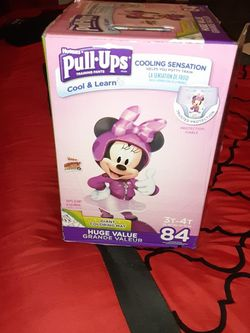 Huggies Pull Ups 3t To 4t for Sale in Hampton,  VA