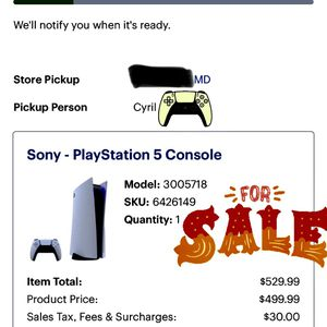 PS5 for Sale in Bethesda, MD