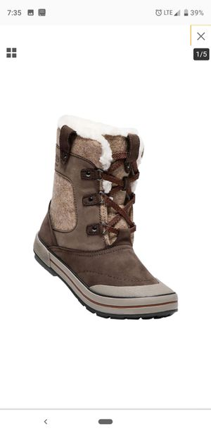 Women's Snow Boots ( Keen Brand) Size 7! for Sale in Plant City, FL