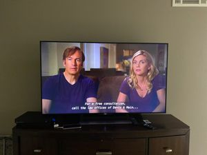 Sony tv LED FULL ARRAY BACKLIT 120hz 4K smart TV for Sale in Tustin, CA
