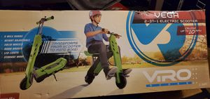 2 in 1 electric scooter for Sale in Santa Maria, CA