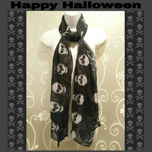 NEW SKELETON SCARF for Sale in Ontario, CA