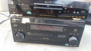 Pioneer Elite Receiver for Sale in Anaheim, CA