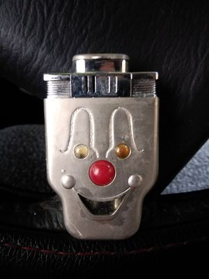 VINTAGE CLOWN ZIPPO TYPE LIGHTER for Sale in Jessup, MD
