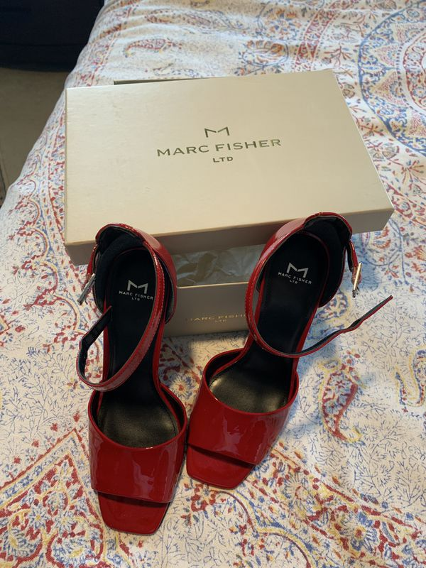 Marc Fisher Red Heel