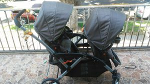 contour double stroller for Sale in Santa Ana, CA