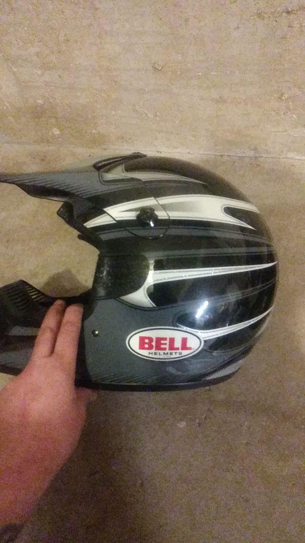 BELL MOTO-6SC moto dirtbike helmet