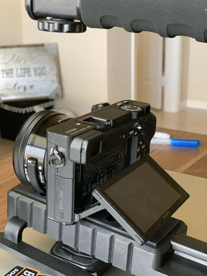 Camera Sony a6500 for Sale in Katy, TX