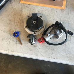 04 05 Suzuki GSXR 600 750 Lock Set for Sale in Santa Ana,  CA