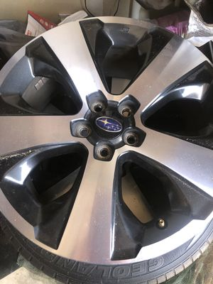 Subaru rims off a 2016 for Sale in Gilroy, CA