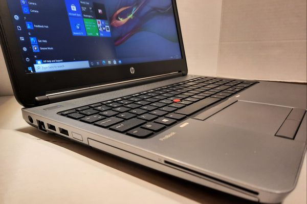 "HP 15.6"" Laptop Quad-core ProBook 655 G1 with AMD Radeon HD for Work or School"