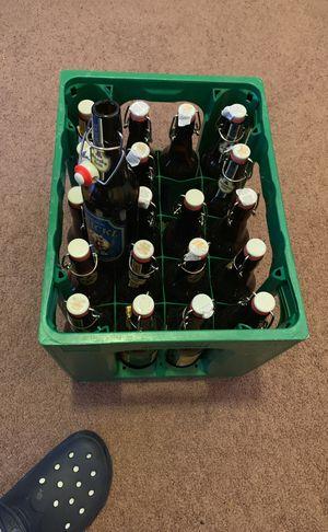 Empty storage pop bottles for Sale in Seattle, WA