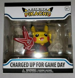 Funko x Pokemon A Day with Pikachu Charged Up for Game Day for Sale in Los Angeles, CA