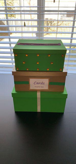 Card box for Sale in Bolingbrook, IL