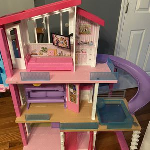 Barbie Dream House- Brand New- Great Condition- Already Assembled- for Sale in Boyds, MD