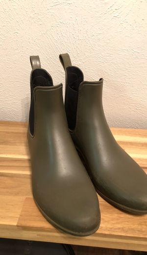 Green Rain Boots for Sale in Grand Prairie, TX