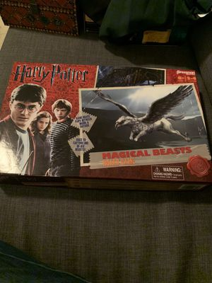 Harry Potter Board Game for Sale in Charlotte, NC