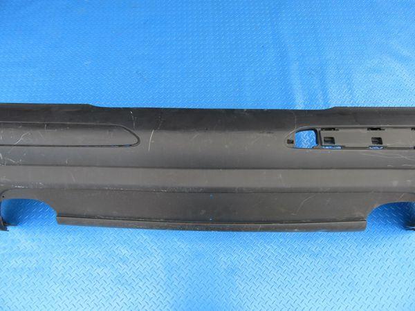 Mercedes Benz SL Class SL500 SL550 Sport rear bumper cover 5231