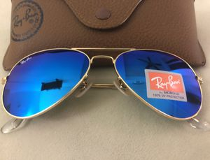 Brand New Authentic RayBan Aviator Sunglasses for Sale in Jacksonville, FL