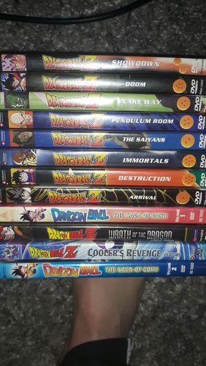 Dragon ball DVDs for Sale in San Luis Obispo, CA