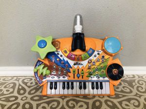 Kids piano and recorder for Sale in Carrollton, TX