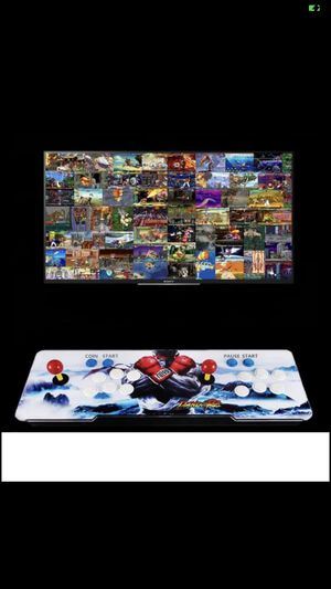 Arcade stick 3000 games all in 1 hdmi input for Sale in Riverside, IL