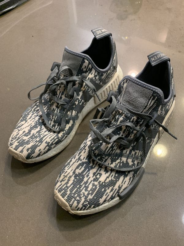 Adidas nmd boosts