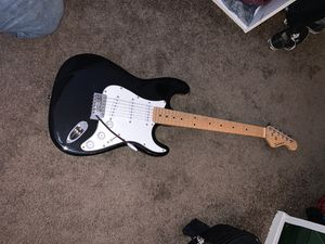 Indiana strat style electric guitar for Sale in Granville, OH