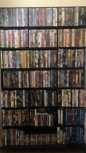 Like 400 movies all mixed movies etc. for Sale in Alhambra, CA