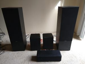 Boston Acoustic speaker set for Sale in Shoreline, WA
