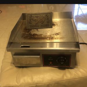 1500W CElectric Countertop Griddle Grill BBQ Hot for Sale in Fort Lauderdale, FL
