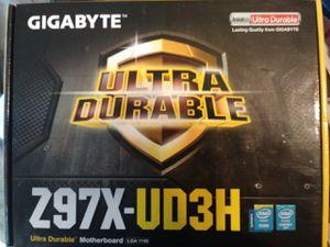 Gigabyte Z97X-UD3H. Mainboard for Sale in Tucson, AZ
