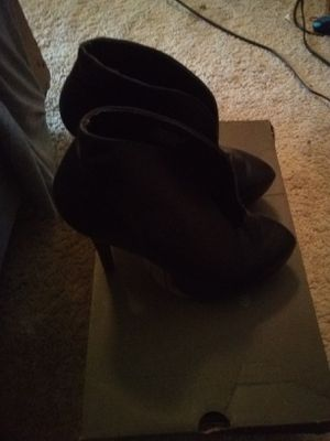 Black Heels - (Gently Used) for Sale in Atlanta, GA