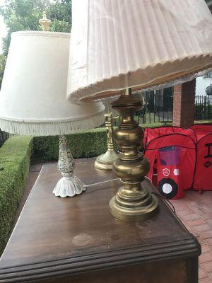 Antique lamps for Sale in Stockton, CA