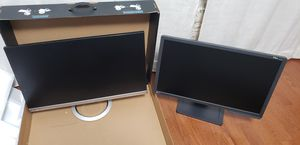"27"" AUAS & 24"" Benq monitors for Sale in West Springfield, VA"
