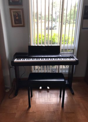 Yamaha piano for Sale in NEW PRT RCHY, FL