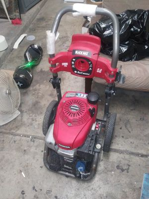 Honda blackmax 2800 psi pressure washer for Sale in Gilbert, AZ