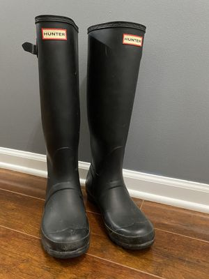 Hunter boots for Sale in Fayetteville, NC