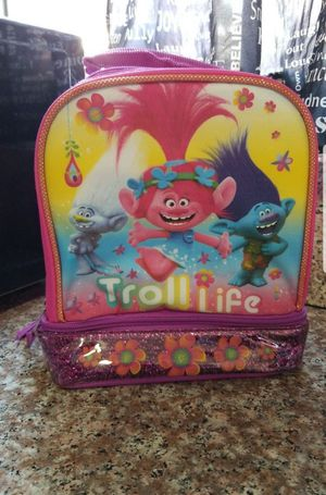 Troll lunchbox for Sale in Los Angeles, CA