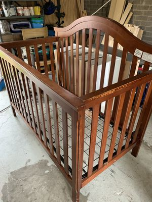 Convertible baby crib for Sale in Lewisville, TX