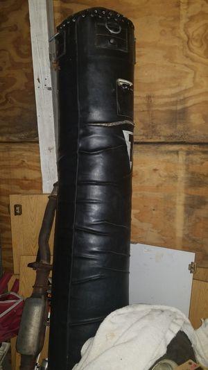 Full body punching bag for Sale in Largo, FL