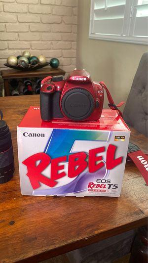 Canon Rebel Camara for Sale in Alameda, CA