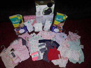 Baby Girl Bundle for Sale in Tampa, FL