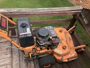 Scag commercial lawn mower 36in for Sale in Alexandria, VA