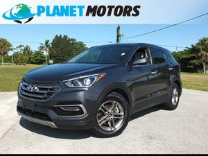 2017 Hyundai Santa Fe Sport for Sale in West Palm Beach, FL