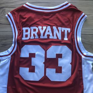 NEW! 🔥 Kobe Bryant #33 Lower Merion High School Lakers Jersey + Size Large + SHIPS OUT TODAY! 📦💨 for Sale in Houston, TX