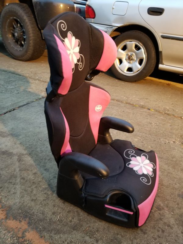 Girl booster seat I don't need any more make me offer